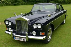 1964 Rolls-Royce Silver Cloud 3 Chinese eye. Photo