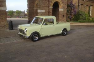 Classic Mini Pickup 1972 Just Fully Restored Tax Exempt Retro Speedwell Cooper