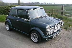1993 L reg Mini Cooper 1.3 i ( Proper Cooper not a look a like )