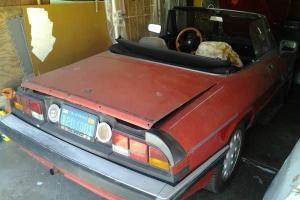 1986 Alfa Romeo Sipider  Quadrifoglio  You don't want any later, last good year