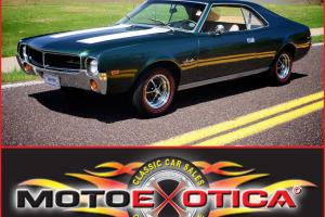 1968 AMC Javelin SST- Complete Restoration!- Arizona Car!-290CI V8- Automatic!!!