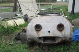 Parts Car Photo
