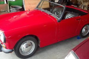 1969 Austin Healey Sprite Convertible GARAGE FIND NICE