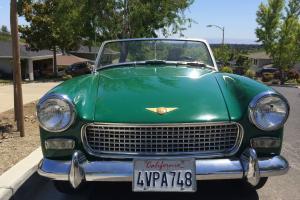 1966 Austin Healey Sprite Mark III