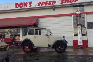 1935 Austin Seven Pearl Cabriolet type AC British