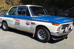 BMW 2002 road race / rally car, M10