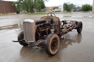 Bentley Rolls-Royce rolling chassis with engine Photo