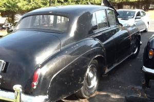1957 Bentley S-1 LHD Barn Find Radford Extras Photo