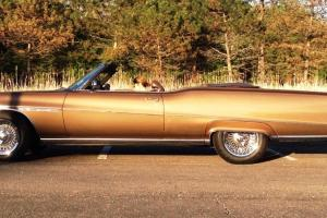 1970 Buick Electra 225 Convertible Low Miles