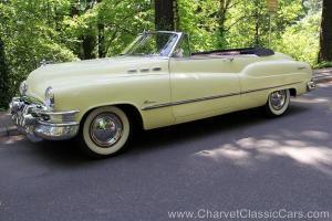 1950 Buick Super Convertible - 2 owner original! NICE! SEE VIDEO.