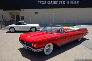 Electra 225 Convertible Classic 1960 Buick - 401 Nailhead & Custom Features