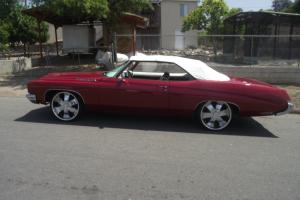 1971 Buick LeSabre Custom Convertible 2-Door 5.7L