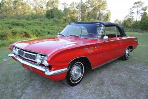 1962 Buick Skylark Special Convertible FireBall V6 CALL NOW