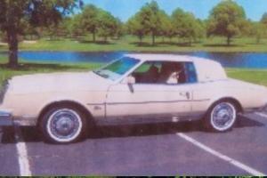1985 Buick Riviera Luxury Coupe 2-Door V8