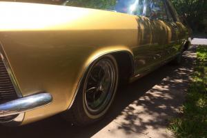 Beautiful 1965 GOLD Buick Riviera