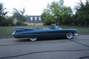 1959 Cadillac DeVille Convertible Series 62