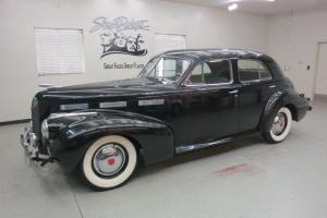 "Truly a ""rare"" time capsule !!! 1940 Cadillac LaSalle Type 52 Torpedo 4 Dr.Sedan"