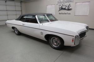1969 Chevrolet Impala SS Convertible