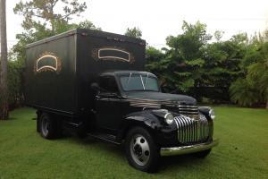 1946 Chevrolet Truck  very very rare total restoration