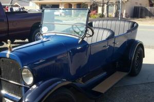 1922 Dodge Touring
