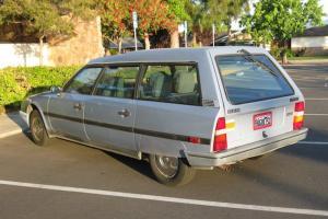 1988 CITROEN CX ESTATE BREAK CXA IMPORT RUNS GREAT!