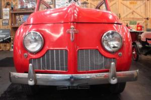 1948 CROSLEY CONVERTIBLE MICRO MINI CAR Photo