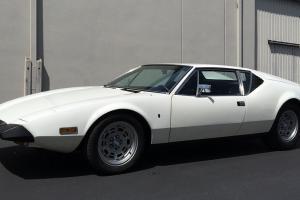 1972 DeTomaso Pantera Late Model