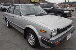 1983 Honda Civic 4-door with ONLY 28,000 Miles, Vintage, classic, clean,