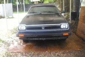 1982 Honda Prelude Base Coupe 2-Door 1.8L