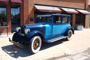1925 Hudson Coach