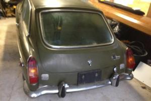 1974 MGB GT All Original Rust Free Survivor