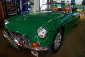 1969 Restored MGB Convertible