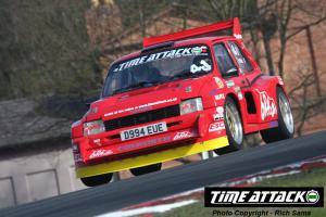 MG Metro 6R4 2.5L Rally Car - Part Ex Considered