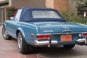 1968 Mercedes Benz 250 SL W113 Pagoda Both Tops - No Reserve