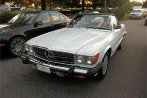 1986 Mercedes Benz 560 SL with only 49k original miles