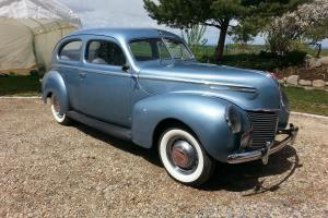 1939 Mercury 2dr Sedan