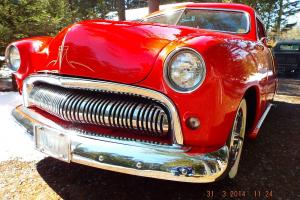 1949 Mercury, Meteor, 1949 Ford Coupe, Custom, Street Rod. Rat Rod. Kustom