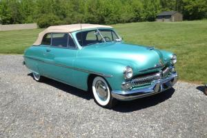 1950 Mercury Convertible Very Rare! Frame Off Restoration!