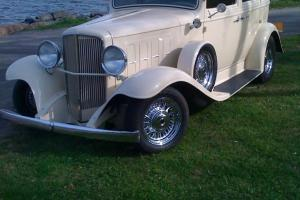1933 NASH 4 Door Sedan Rest-O-Rod