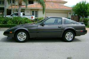 1985 300ZX Turbo 5 spd - 1 owner - 51000 mi. - Exceptional Orig. Cond / Garaged