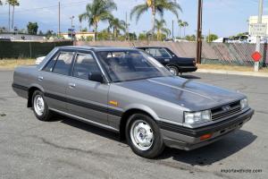 1987 Nissan Skyline : FJR31-033736 : 4 Cylinders of Skyline Fury : ExtraG Photo