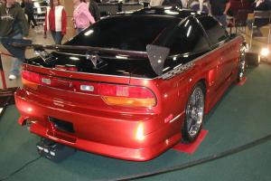 Super Sharp Nissan 240 SX Custom Ride