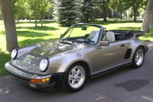1983 Porsche 930 Cabriolet - Rare Find in this condition - Strong run and drive!