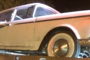 "1959 AMC RAMBLER CROSS COUNTRY WAGON LIKE IN MOVIE ""MYSTERY MEN"" & GAS MONKEY !"