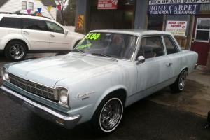 Very Clean 1966 American Rambler 2-door sedan