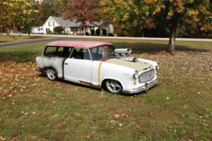 1959 Rambler American Wagon