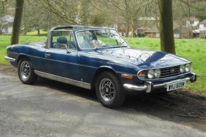 1973 Triumph Stag Rust Free Australian Car