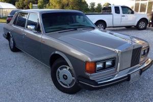 1987 Rolls Royce Silver Spur Base Sedan 4-Door 6.7L Engine. PRISTENE CONDITION! Photo