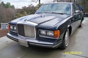 1981 Bentley Mulsanne  sedan  not Rolls Royce