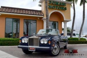 ONLY 36K MILES! Two Owner, Coach By Mulliner Park Ward, Liquor Decanter!! Photo